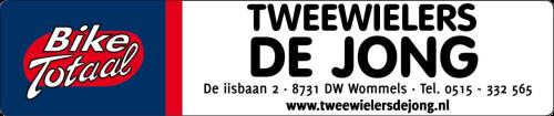Tweewielers de Jong