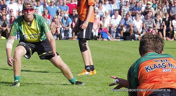Foto Henk Bootsma05-08-2015Makkun wint finale Freulepartij fan Ried.
