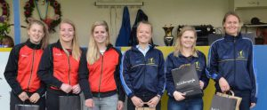 Wommels wint tredde priis op de afdeling dames hoofdklasse