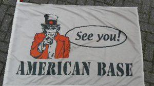 American Basepartij mei BBQ
