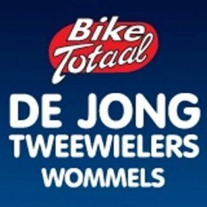 Tweewielers de Jongpartij Teatsen.