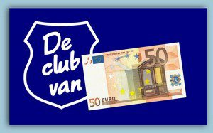 Club fan 50-partij