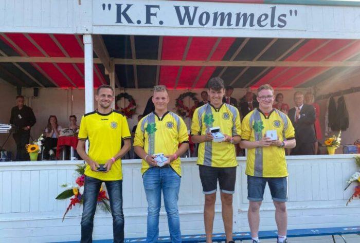 Witmarsum 4e Prijs
